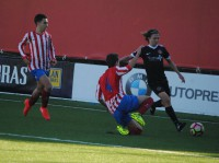 Playing Vs Atletico Madrid 2016