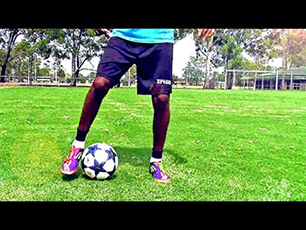 Improve your dribbling and ball control skill
