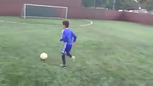 Dribbling skills and tricks