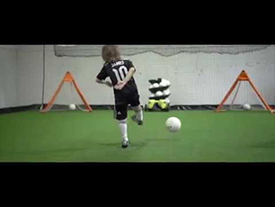 5 year old Future star?