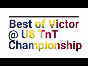 Best of Victor at U8 Championship