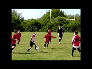 8 Year Old Boy Does a Messi