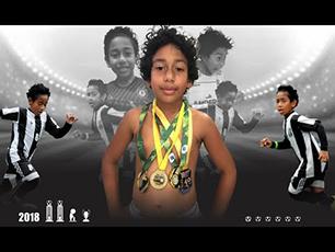 Gustavo Andrade, great Brazilian talent