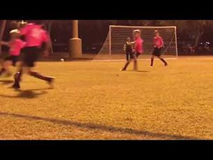 Football skills/goals 9yr old Ayden Libert