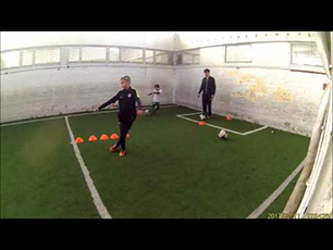 KK9 - shooting and finishing drills