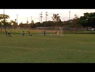 2 Goals Owasi Hannibald 10/12/2018 Plantation, FL vs. Coral Springs United