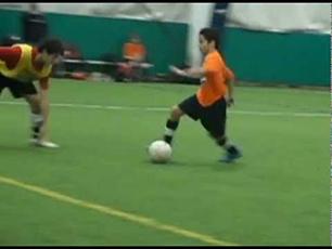 U11 Moroccan American Footballer