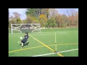 Would this kid be the next Messi?