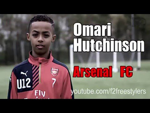 Fantastic young player at Arsenal FC