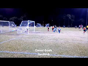Miami, Fl - 7 Yr Old Top Striker Owasi Hannibald