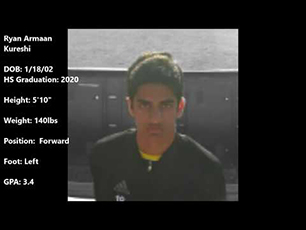 17 Year Old Soccer Star College Highlight Reel
