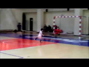 Amazing 5 year old Soccer GOR