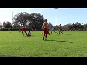 Football talent Orrett Maine u13 highlights pt 2