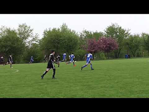 Luca Porfiris 2004 U14 OPDL Richmond Hill Rai