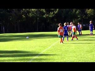 Endrit nr 7 blue some goals