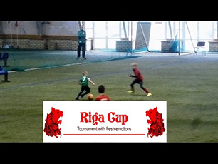 Riga Cup U11/ 05.03.16 - Kriko needs another