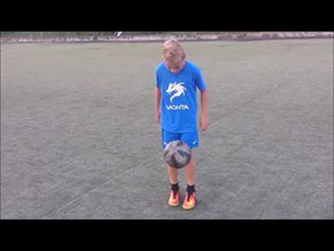 KK9 - Juggling Trick