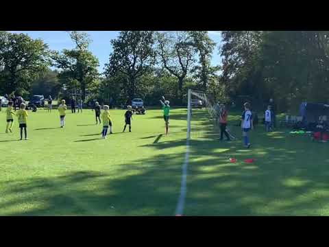 10yo Jibi playmaker match highlights (goals,