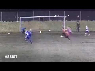 Jibi - 10 year old - match highlights
