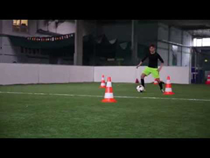 Milan Mady football player talent presentation video