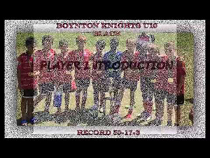 Boynton Knights U10 Highlight Video