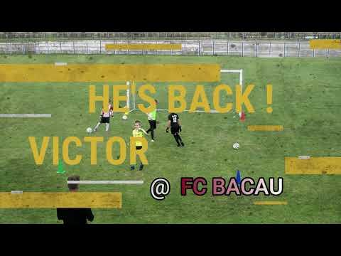 He's back! U9-U10 GK drills