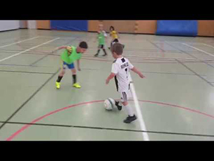 6 year old soccer talent