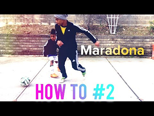 Maradona tutorial