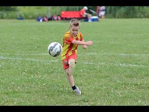 Almedin Messi Brkic 7 Year Old