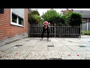 freestyle skills veron 9year old