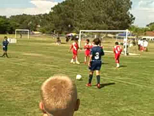 LEFT FOOTED FREE KICK