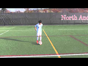 Aydin Jay, 11 year old soccer player