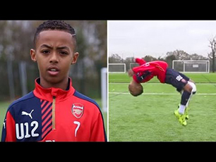 Omari Hutchinson - Arsenal FC