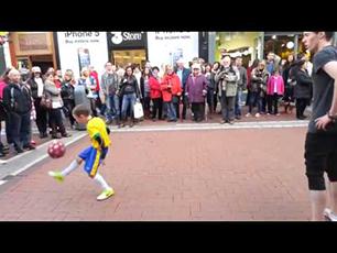 Football Gangnam Style Amazing Skills - #Litt