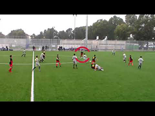 12 years old soccer player Ran Tabibyan