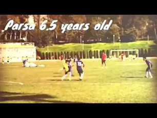 Parsa talented KiD FROM 6.5 TO 7 YEARS OLD!