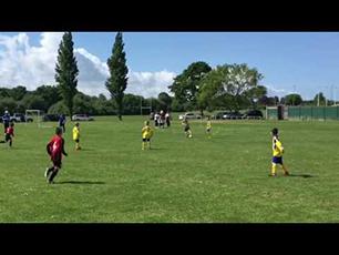 Soccer Kid - JIMI WEBB V FAREHAM TOWN