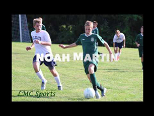 USA 13 Year Old Soccer Player! Noah Martin