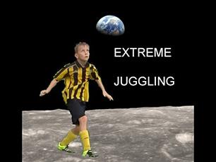Extreme juggling