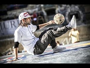 Séan Garnier ? Ultimate Best Football Freestyle Skills Ever