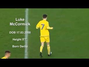 18 Year old Luke McCormick
