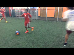 Manchester United Sign 8 Year Old Ahmad Ebrah