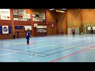 Endrit nr 7 Futsal. gool, asist, dribbler, shoot