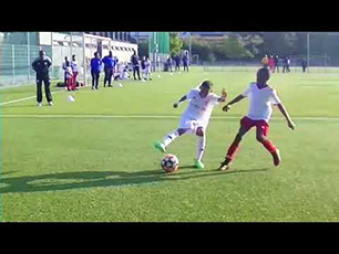 STRiVER JR match moments