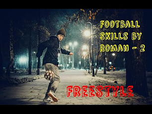 Football Skills by Roman ? 2 HD - Freestyle