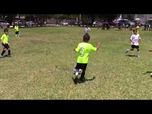 Next Neymar 6 Year old Dribbling Machine