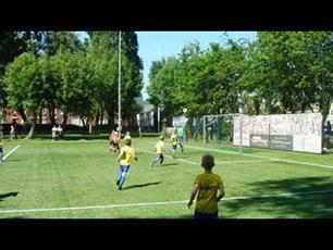 Fantastic goal of Levi Marcelo Knebel