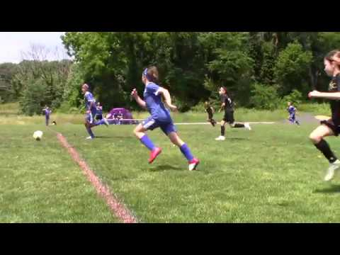 Mady Rose Girl U10 High IQ Highlights
