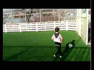 Amazing 6 year old Soccer GOR