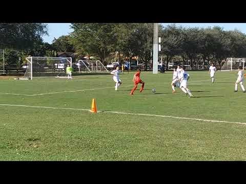 Owasi Hannibald - U11 Soccer, Miramar Elite FC USA.